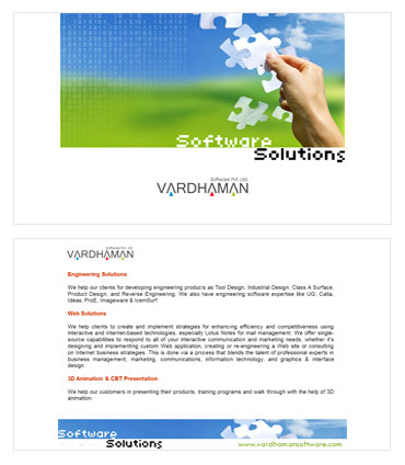 Software solution powerpoint presentation